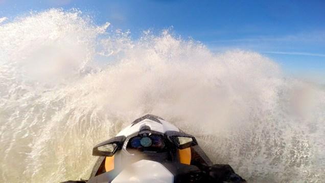 Wet Ride: First Sea-Doo Jet Ski Ride 2015