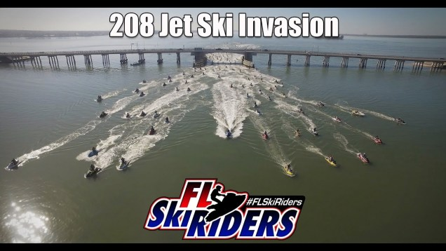 FL Ski Riders – Dunedin Invasion