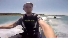 Kawasaki Jetski Ultra @ Canyon Lake Texas April 2015