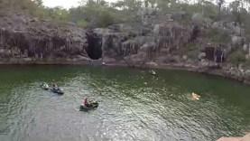 moogerah dam jetskiing