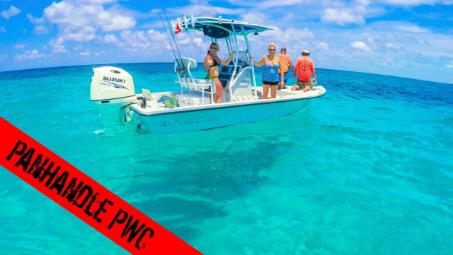 Panhandle PWC 2016 Jetski Trip from Florida to Abaco, Bahamas