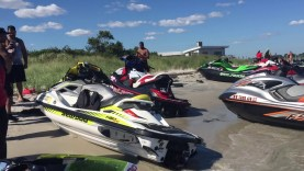 Strong Island Jetskis & NYC Pirates 2017