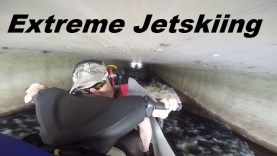 Extreme Jetskiing – Jetski Fun Florida Rivers, Canals, and Creeks 🐊