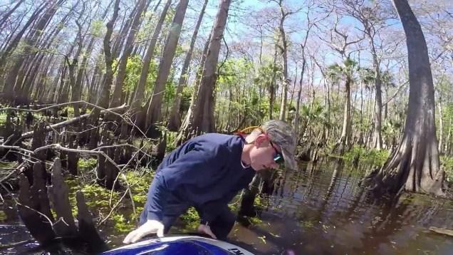 Florida Swamp Jetskiing