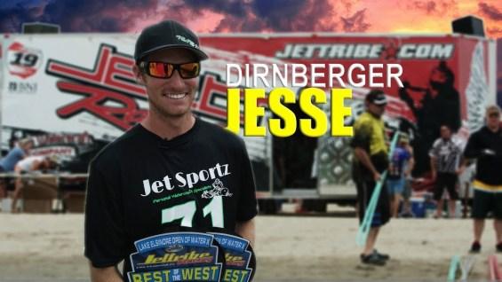 Jesse Dirnberger Jettribe BEST OF THE WEST RND 5&6
