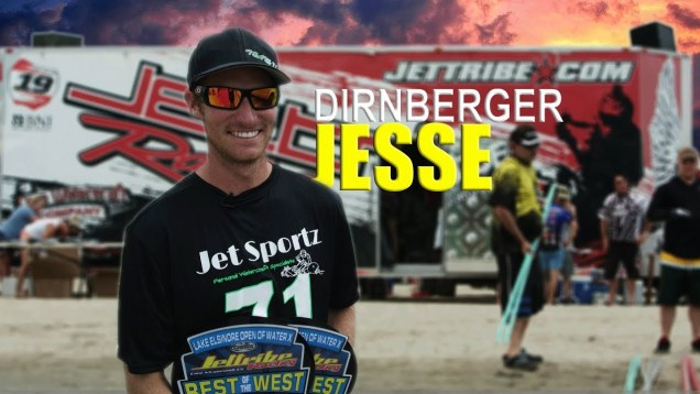 Jesse Dirnberger Jettribe BEST OF THE WEST RND 5&6