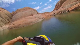 Sea-Doo Fun Lake Powell, Arizona