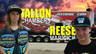 Tallon Chambers / Reese Maricich Jettribe BEST OF THE WEST RND 5&6