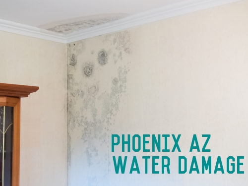 Phoenix AZ Water Damage