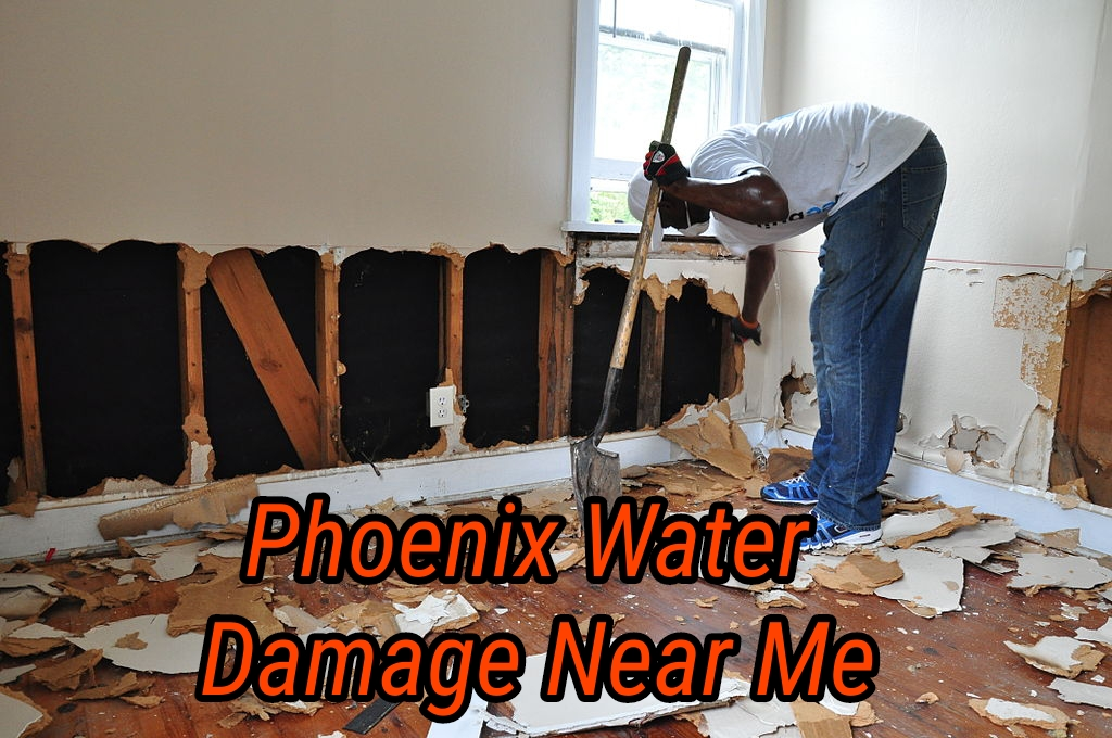 Phoenix Water Damage Near Me