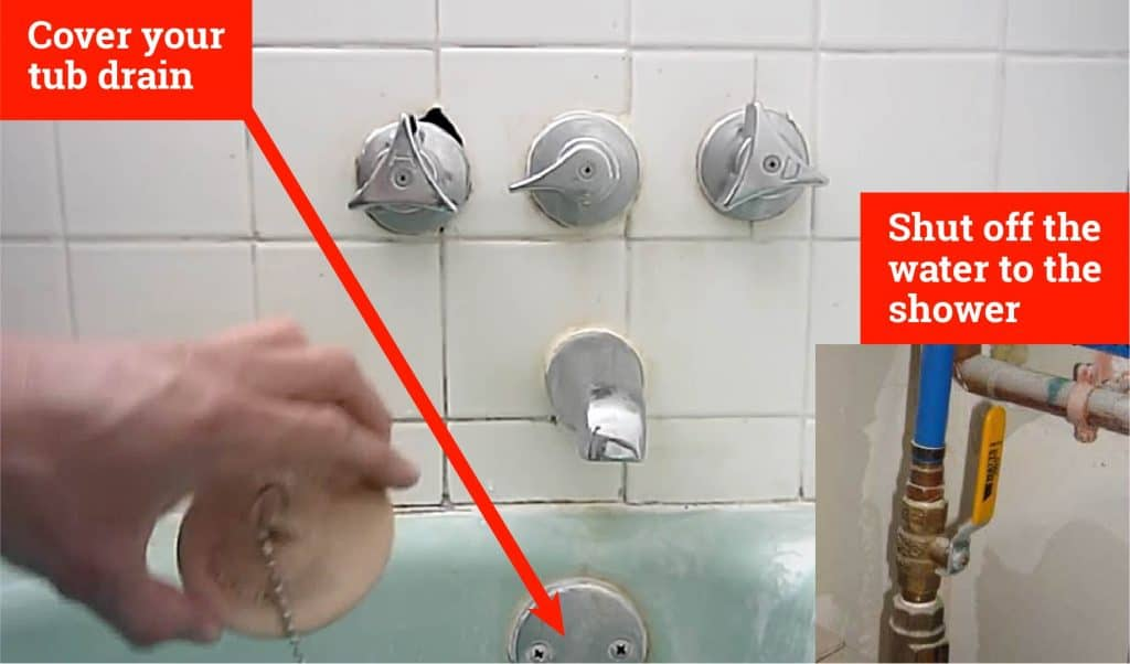 https waterdamagerestorationdallastexas com how to fix a leaky two handle shower faucet