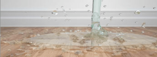 Hardwood Floor Drying  Water Damage Los AngelesWater Damage Los Angeles