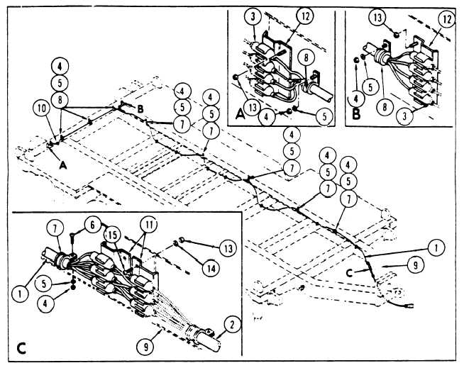 Figure 2-3. Trailer Wiring Harness Assembly (ARMY)
