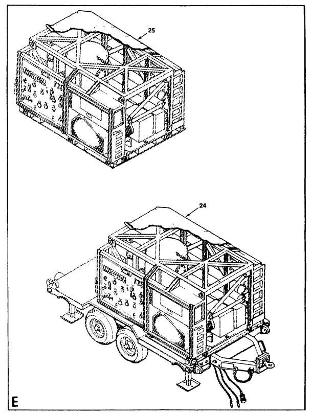Figure 1. Trailer-Mounted Reverse Osmosis Water