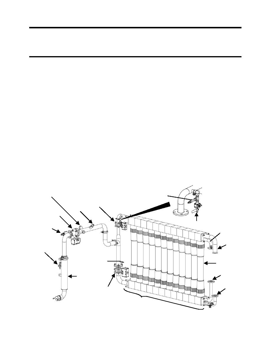 Figure 9. MF System: Strainer S-2 to MF Modules.