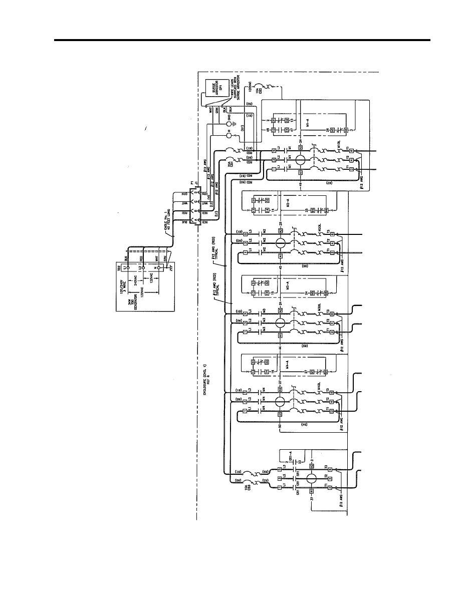 Figure 12. Control Module Wiring Diagram (3kW TQG Set