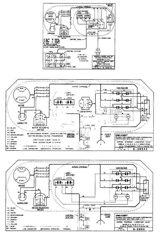 Wiring Diagrams shown are representative