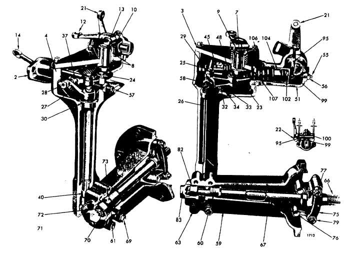 Figure 5-18. Variable Speed Mechanical Governor. (1 of 2)