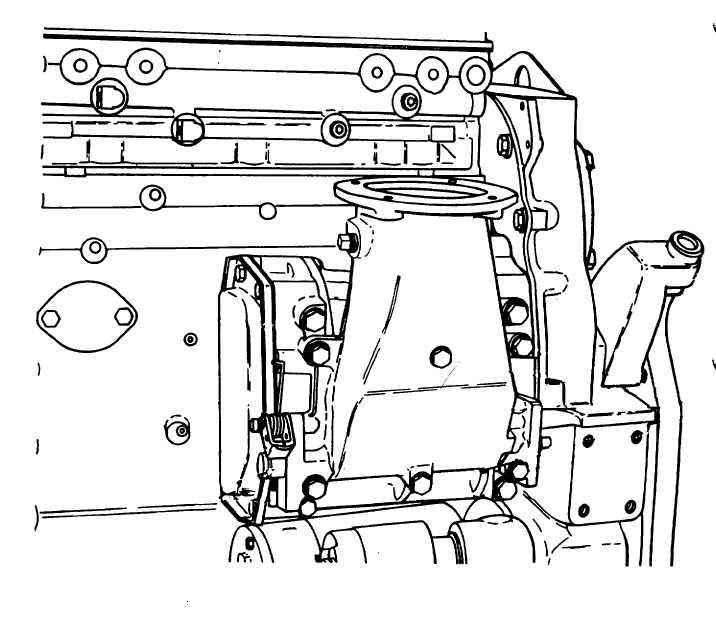 Figure 5-25. Blower Installation.