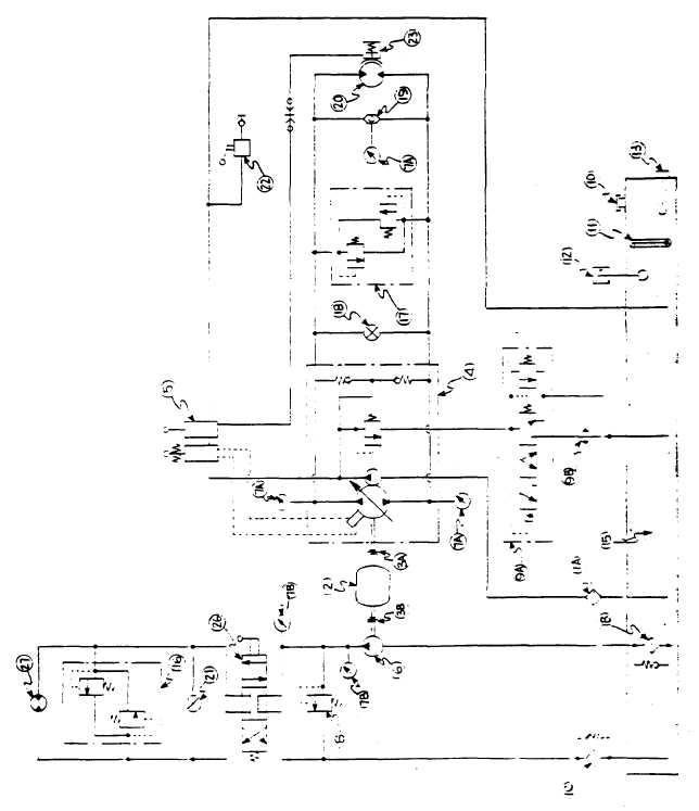Figure 4-1. Drinking Water Discharge Winch Hydraulic Schematic