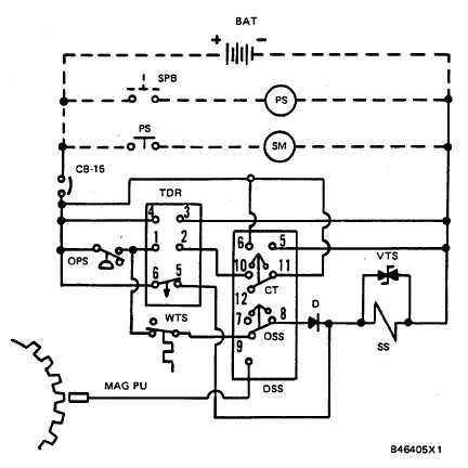 Time Delay Relay Wiring With Starter Motor