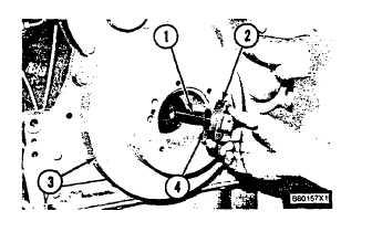 Remove Crankshaft Vibration Damper And Pulley