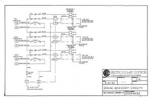 ENGINE ACCESSORY CIRCUIT