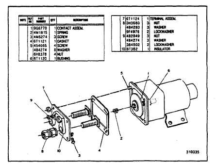 Electric Fuel Solenoid, Electric, Free Engine Image For