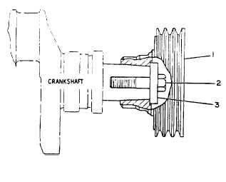 PULLEY GP-CRANKSHAFT