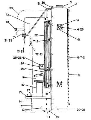 RADIATOR GP-STANDARD CAPACITY