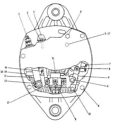 Lucas Alternator Plug Alternator Electrical Plug wiring