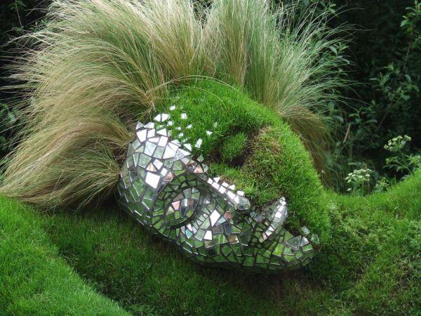 Cool Yard Art Sculpture