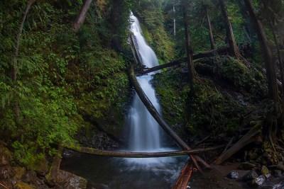Murhut Falls