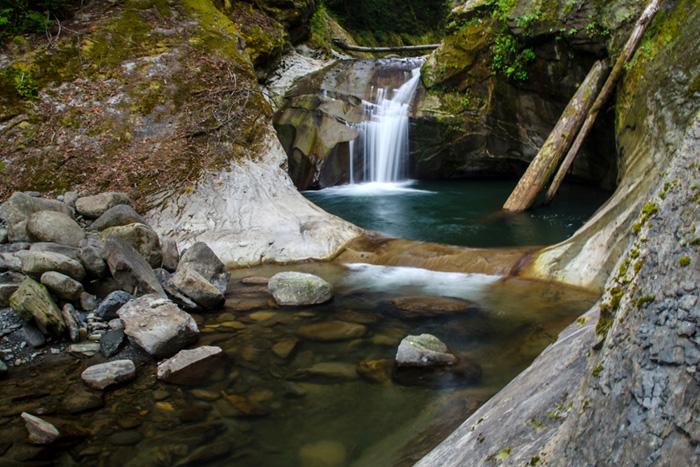 Upper Racehorse Falls
