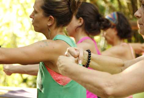 detox yoga retreat