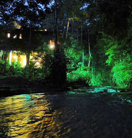 Dragonfly Suite 2 Villa Waterfall Villas in Costa Rica