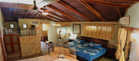 honeymoon suite costa rica