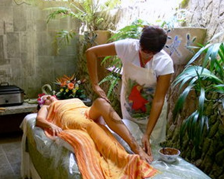 Waterfall Villas Wellness Therapy