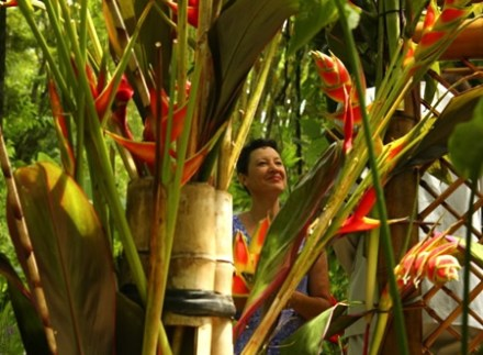 Costa Rica Waterfall Villas Sustainability of Rain Forest