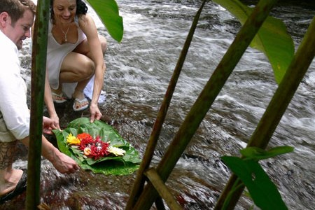 Romantic Wedding in Costa Rica