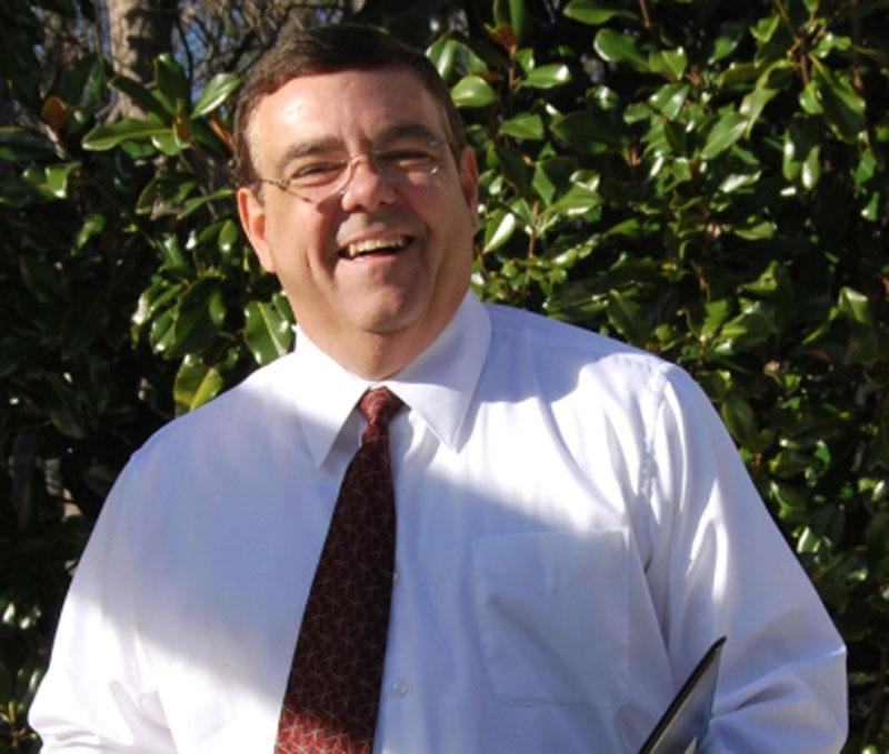 Waterfall Wedding Expert Rev. Rick Durham