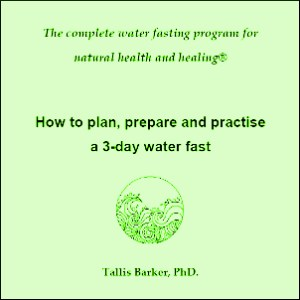 Fasting Plans (Shop) | Water Fasting: the path to health, healing