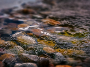 water, stream, pebbles 10 (widget)