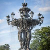Metal Outdoor Fountains