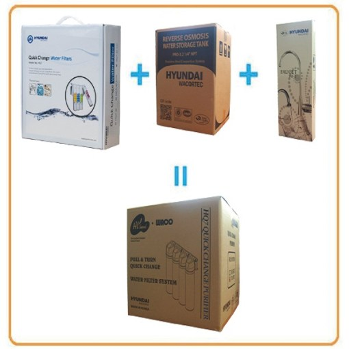 Hyundai RO Water Filters Australia