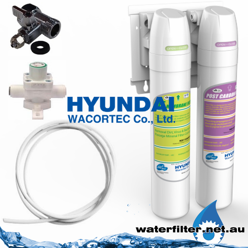 HYUNDAI Twin Water Filter Australia
