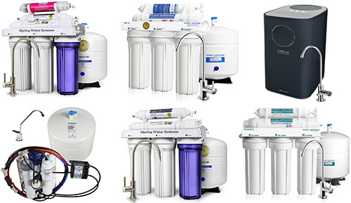 Reverse Osmosis Water Filter Guide 2017 What S The Best