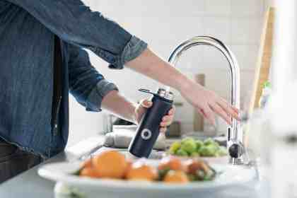 can a water filter remove sodium from drinking water