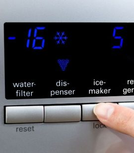 Will water filter stop ice maker from working