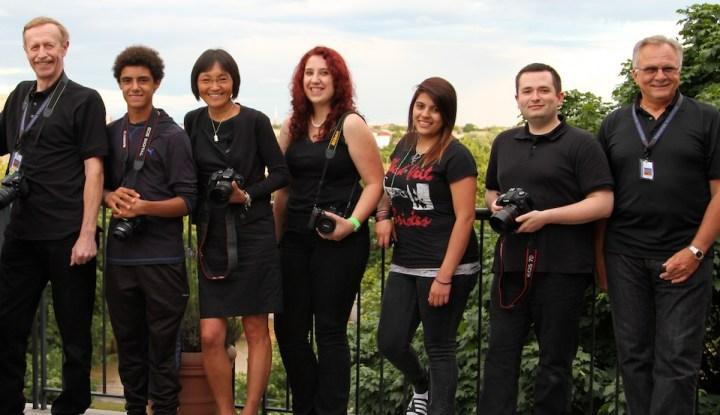 WaterFire Photographers 2012